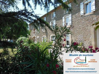 Photo for Furnished 4-star tourism: the guarantee of a quality stay in Cathar country