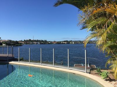 Photo for Spectacular seaview at Clear Island Waters House