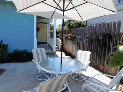 Photo for Charming Townhouse- Walk to the Beach