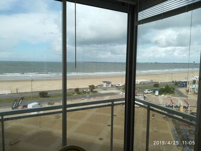 Photo for Comfortable apartment T3, seafront and close to all amenities