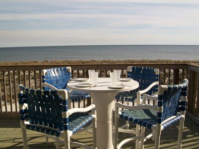 Photo for Kick off your flip flops and hit the waves....Welcome to Pops' Promise!!!
