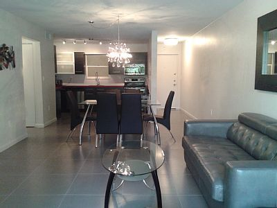 Photo for Sunny Isles Beach, Miami, Florida, Remodeled 2Bed/1Bath Condo 3min Walk To Beach