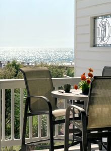 Killer Ocean Views from your patio