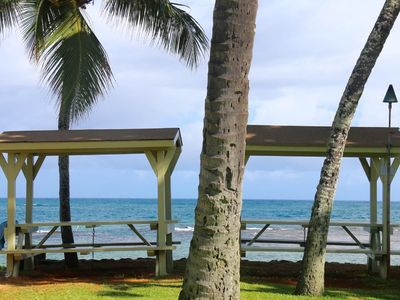 Photo for NORTH SHORE BEACHFRONT, LONG TERM RENTAL.  30 nights or more.  $2300/month