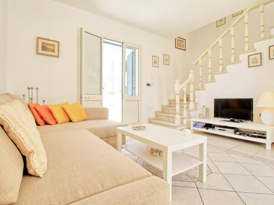 Photo for Ada  apartment in Alberobello with air conditioning, private parking & balcony.