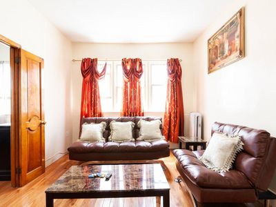 Photo for Beautiful 2 Bed Apt, Near JFK, Coney Island , Barclay Center.