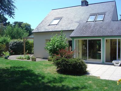 Photo for Great house - La Trinité sur Mer - South Brittany