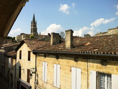 Photo for Spacious And Beautifully Appointed Apartment In The Centre Of St Emilion