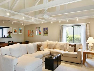 Photo for This villa is located in the world-famous resort of Palmetto Dunes