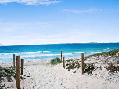 Photo for Walk to Surf Beach - Ground floor apartment - Bribie Horizons Boyd St, Woorim