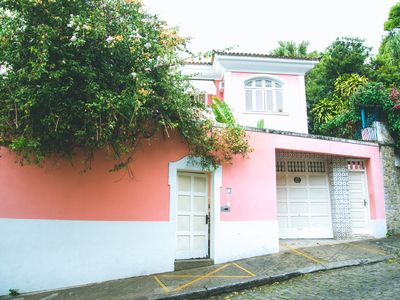 Photo for Mansion in Santa Teresa with Sugarloaf Mountain View / Casa Francisco Guest House