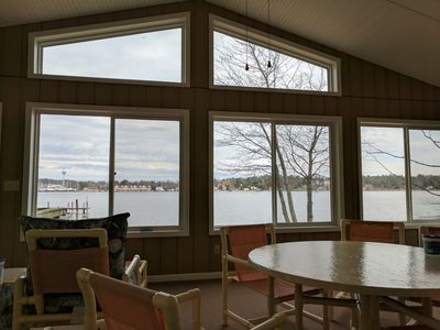 Photo for FAMILY LAKE HOUSE ON PENTWATER LAKE