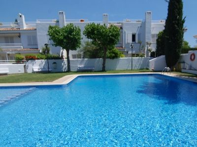 Photo for Club Villamar - Precious semi- detached house, very nicely furnished, offers a private terrace an...
