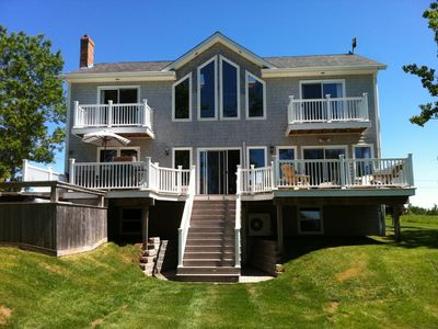 Photo for Pei Beach House Luxury Rental - Brackley Beach