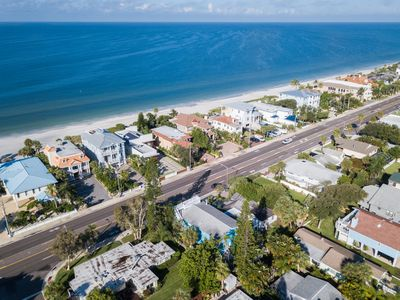 Photo for 5 Star Beach House.  Steps to Beach! Sleeps 12! 2 Kitchens, Bikes, Elevator!