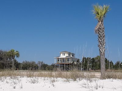 Brand NEW beach front home, sleeps 12-16