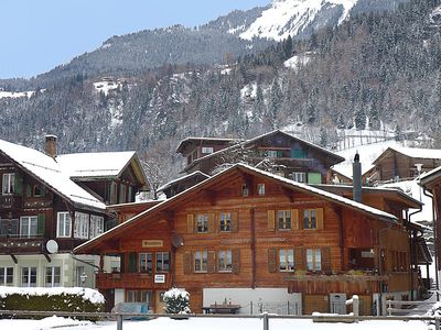 Photo for Apartment Grosshorn  in Lauterbrunnen, Bernese Oberland - 4 persons, 2 bedrooms