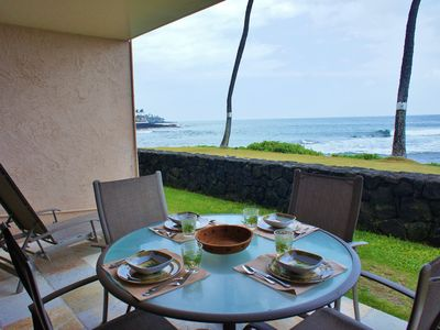 Photo for Breathtaking Oceanfront |  AC | Walk to Town | Starts at $175/nt