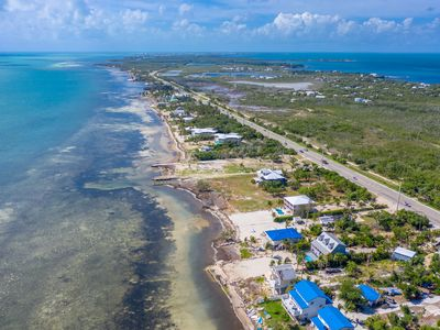 Photo for Your Key To The Beach, Grassy Key Ocean Front with Beach Family Friendly Home