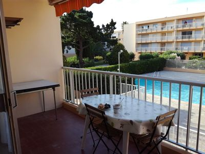 Photo for Nice 2 rooms apartment - Le Lavandou