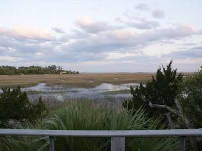Photo for Marshbreeze...on Tidal Creek with Marsh View