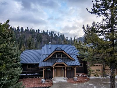 Photo for Private  Ski and Summer Big Sky Home on The Middle  Fork