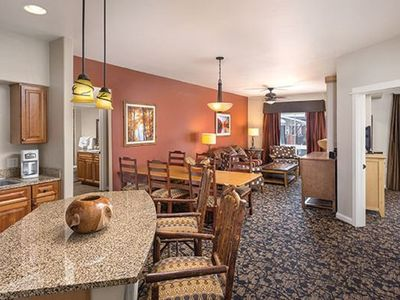Photo for Ski into the New Year in this spacious condo!