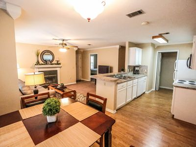 Photo for Spacious contemporary 2 BR townhome