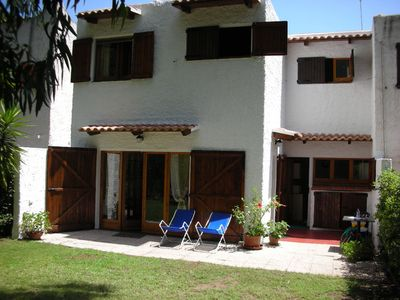 Photo for Villa with large garden, 300 meters from the sea and in the exclusive village