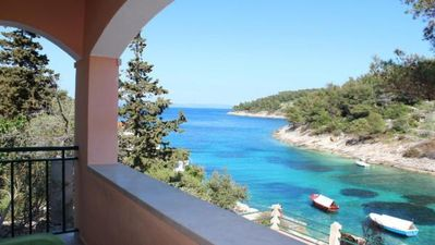 Photo for Holiday apartment Vela Luka for 4 persons with 2 bedrooms - Holiday apartment
