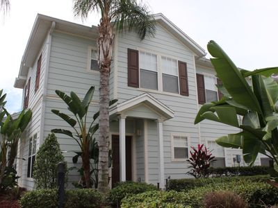 Photo for Budget Getaway - Lucaya Village - Feature Packed Relaxing 4 Beds 3 Baths Townhome - 3 Miles To Disney