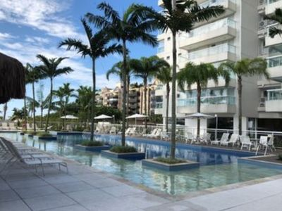 Photo for Rent or Sell Apt with sea view, gourmet terrace and much comfort!