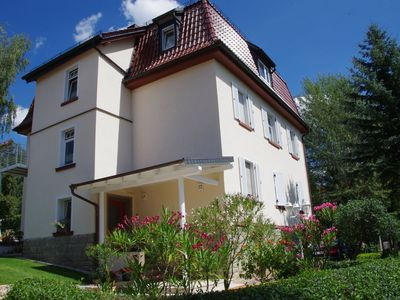 Photo for Modern apartment with balcony in Mülsen, on the edge of the Ore Mountains