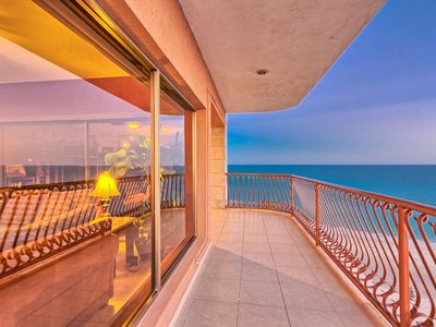 Photo for Sonoran Sun W-801 Whispering Sun 3BR Oceanfront