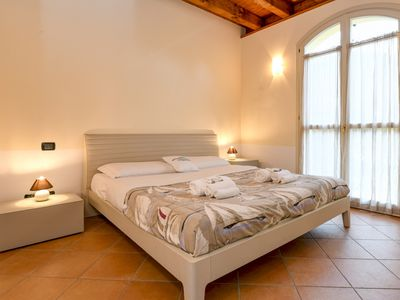 """Photo for Large apartment sleeps 7 with pool views in resort """"Borgo del Torchio"""""""