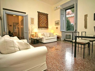 Trastevere apartment rental