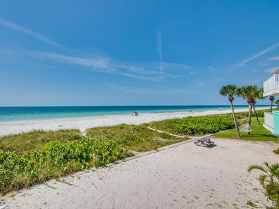 Chateau  5W Beachfront on the Beautiful Belleair Beach