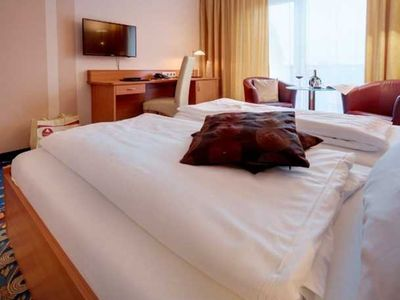 Photo for Double Room - Kurhotel Pyramide AG