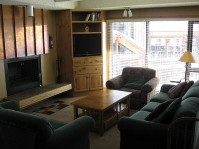 Photo for Booking now for Summer 2019 and Next Ski Season- Ideal Condo for Families!