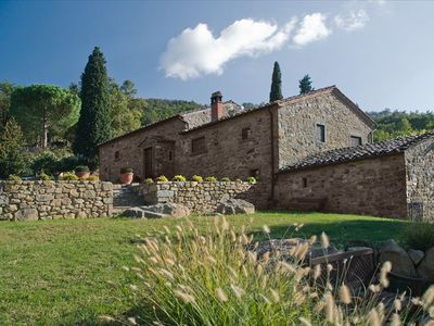 Photo for Elegant & Comfortable Tuscany Farmhouse Villa in Cortona Italy