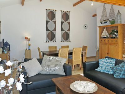 Photo for 3 bedroom Villa, sleeps 6 in Plage-des-Demoiselles with Pool and WiFi