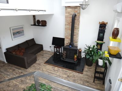 Photo for Luxury 1400 sq ft two floor apartment in historical Cabbagetown