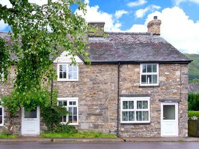 Photo for TY BACH COTTAGE, pet friendly, with open fire in Llangynog, Ref 25417