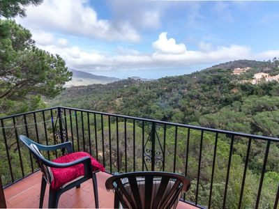 Photo for Club Villamar - Cozy spanish holiday home with mountain views, good privacy and located in a quiet area close to Lloret de Mar