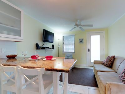 Photo for Darling beachside villa w/ space & privacy - a cozy coastal Florida experience!