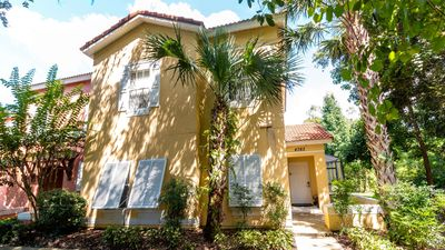 Photo for Enjoy a Great Escape at this 4 bed pool town home in Terra Verde close to Disney