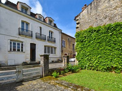 Photo for 18th century character home with garden, in the heart of a historic village
