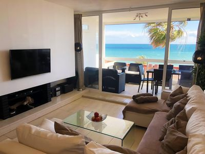 Photo for Doña Lola Patricia - Spacious 3 bedroom top floor apartment with uninterrupted sea views. Only a few meters to Calahonda beach