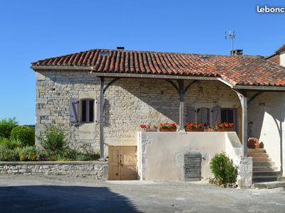 Photo for Cottage Quercy with pool 4/6 people
