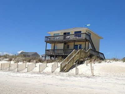 Photo for Sanderling - Beautiful Oceanfront Home with Coastal Design and Stunning Views!